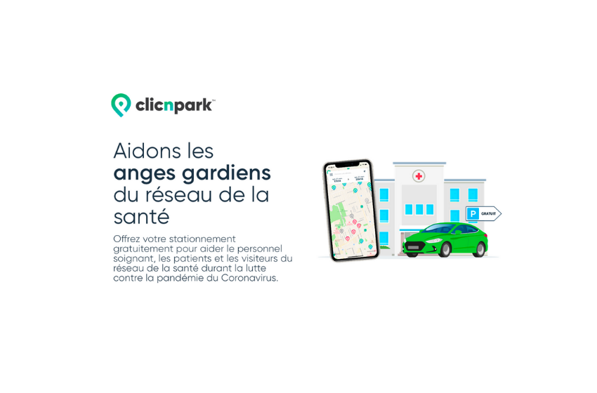 ClicNpark – Airbnb for Parking